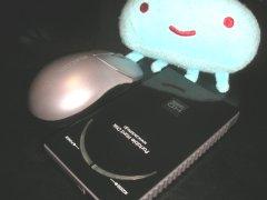 マウス・くらげ・HDD